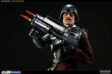 G.I. JOE~MAJOR BLUDD~COBRA MERCENARY~SIXTH SCALE FIGURE~LE 2500~SIDESHOW~MIB