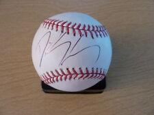 RUDY GAY Signed Autographed MLB OML Baseball