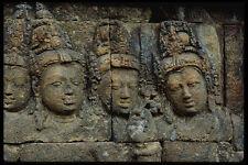217094 borobodur bodhisattvas su un tempio frieze A4 FOTO STAMPA