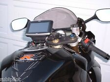 Motorcycle Video Camera GPS Phone Mount Kit ~ Multi-Location ~ Endless Features!