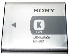 Genuine Sony  NP-BK1 Original Battery,DSC-W180 W190 W370 S980 S950 S750 S780 CM5