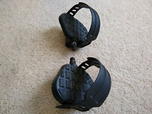 Nordictrack GX 4.7 Recumbant Exercise Bike Pedals (left and right)