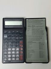 Texas Instruments BA II Plus Advanced Business Analyst Calculator W/ Cover