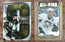 Sidney Crosby 2016-17 Parkhurst All-Star Favorite/Letter On the Sweater Lot