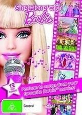 BARBIE: Sing along With Barbie: DVD NEW