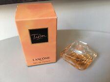 Lancôme Paris Tresor Miniature Eau De Parfum Womens Perfume 7.5ml Boxed