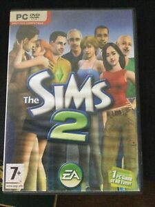 The Sims 2  - PC DVD-Rom Video Game