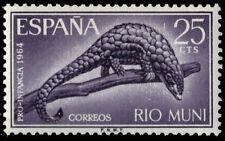 """RIO MUNI 32 (Mi45) - Child Welfare """"Giant Pangolin"""" (pa82189)"""