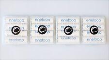 16 x Eneloop Panasonic AA r6 batería + 4x ewanto para guardarlas batteriebox