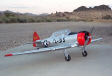 BIG AT-6 Texan 54'' Brushless PNF RC Airplane RETRACTS SERVO MOTOR ESC PNP A-RTF