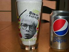 A Christmas Story Movie / Tv, Glass Drinking Cup, Vintage, Turner Entertainment