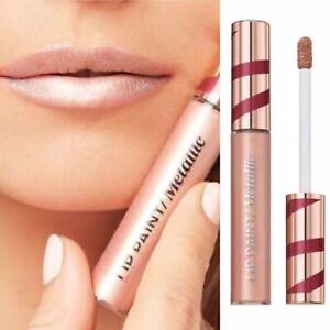 L'Oreal Metallic Lipgloss Rose Gold Pale Pink Shimmer Lip Gloss 301 Pixie