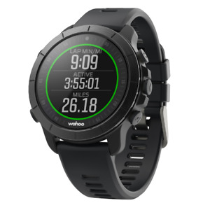 Wahoo Elemnt Rival - Multi SPORTS GPS Watch Stealth Gris