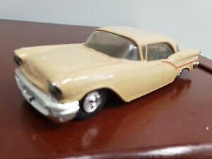 Dealer Promo Oldsmobile 1957 Eighty Eight Four Door Sedan 1:25 Scale Friction