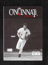 Cincinnati Bearcats--1998 Baseball Pocket Schedule--Ohio Lottery