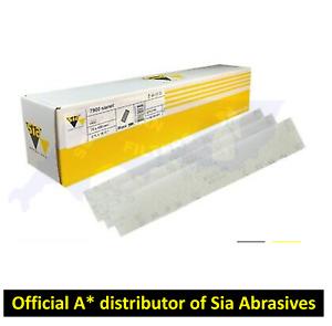 SIA 7900 SIANET NET ABRASIVE NET Sanding STRIPS 70X420MM PK50 P80