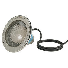 Pentair Amerlite 120V 500W 50' Cord Pool Light with Stainless Steel Face Ring