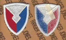 US Army Material Command AMC dress uniform patch m/e