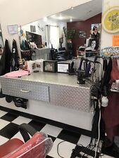 Custom Hair Stylist Cutting Stations - quantity 2