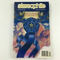 Stereophile Magazine October 1992 Recommended Components Feature, Newsstand