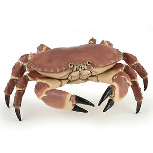 Dungenese CRAB REPLICA 56047 ~ New for 2020! FREE SHIP/USA  w/$25+ Papo Items