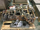 Giddings & Lewis 350T Transmission and other G&L Horizontal Boring Mill parts