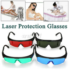Safety Laser Protection Glasses Goggles Green Blue Eye Red Protective
