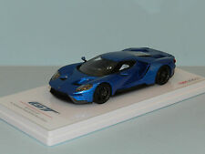 TSM 1/43 2015 Ford GT N American International Auto Show Blue  MiB