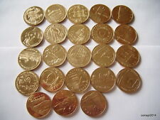 Poland 2 ZL Complete Set 23 Coins 2007 NG (Billig)