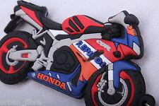 Honda CBR RR Keyring télécommande 600 1000 chaîne Ring moto moteur échappement 3D