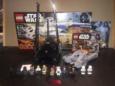 Lego Star Wars Rogue One Lot 75155 75156 75152 75165 75172 75153 Read