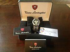 Tonino Lamborghini Stainless Steel Watch (EN033D.105)