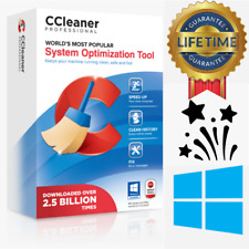 ✅ CCleaner Professional Plus 5- License Key | Lifetime - Pre-activated ✅