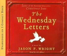 Jason F. Wright: The Wednesday Letters (Audio Book Read by Art Allen)