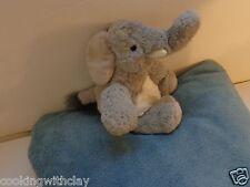 "2006 WISH PET  PLUSH  ELEPHANT ' ELLSWORTH  'A WISH COME TRUE""  GRAY ELEPHANT"