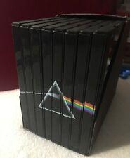 Pink Floyd Shine On 1992 8 cd box set - read description - has wear but complete