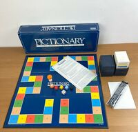 Pictionary The Game Of Quick Draw Board Game Parker 1993