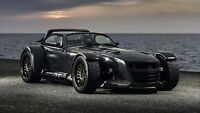 """2015 Donkervoort D8 GTO Bare Naked Ca Auto Car Art Silk Wall Poster Print 24x36"""""""