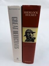 Lot 2 / Complete Sherlock Holmes & Great Detectives Best Mysteries England & USA