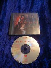 CD.HEART.SELF TITLED.FEMALE FRONTED ROCK METAL.ORIGINAL CAPITOL UK RELEASE.