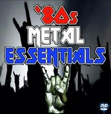 The Ultimate 80s Metal Collection 1980 - '89 / 20 dvds / 378 Videos!!! Rock/Glam