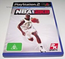 NBA 2K8 PS2 PAL *Complete*