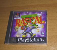 Jeu playstation 1 PS1 - Rascal (complet)