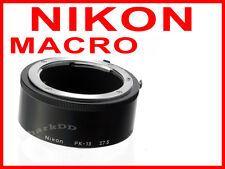 NIKON GENUINE PK-13 27.5mm Auto EXTENSION TUBE RING Micro Nikkor Ai LENS MACRO