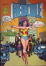 Hercule (Wonder Woman) Album N°2 (n°3 et 4) - Arédit-D.C. Comics 1984 - BE