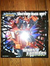 NM Transformers Shattered Glass Drift Timelines TFCC 2012 Takara Hasbro Box Only