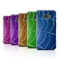 Housses et coques anti-chocs Samsung Galaxy S7 en toile pour téléphone mobile et assistant personnel (PDA)