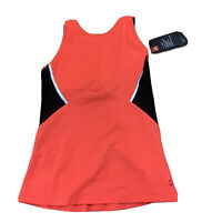 Under Armour Womens Mirrorred Crossback Tank Top Bra Top Shirt Size Small New L1