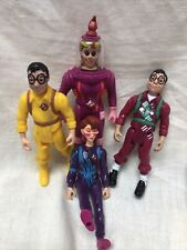 Vintage 1988 Kenner The Real Ghostbuster Clolumbia Pictures Lot3