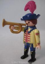 Playmobil Castle/Palace/Fairytale figure: Royal Guard/Footman with bugle NEW
